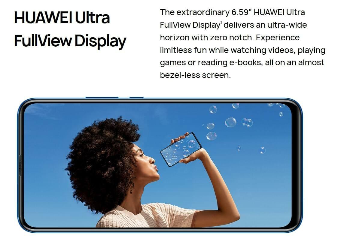 HUAWEI เปิดตัว HUAWEI Y9 Prime 2019 มือถือรุ่นกลาง กล้องหลัง 3 ตัว กล้องหน้าป๊อปอัพ 7