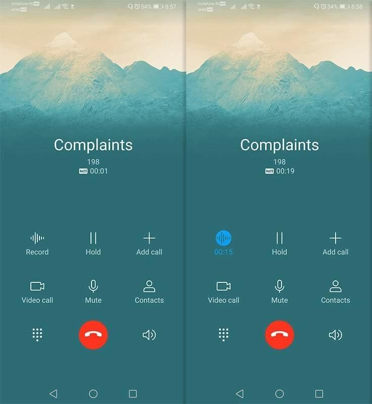 บันทึกเสียงสนทนา - มาแล้ว! Mod บันทึกเสียงสนทนาสำหรับ HUAWEI EMUI9 ไม่ต้องหาแอปอื่นมาใช้ให้ยุ่งยาก