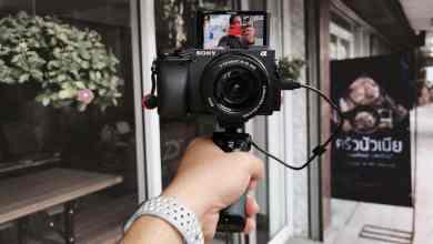 - sonya6400 - รีวิว Sony a6400 กล้องสำหรับ VLOG ฉบับ Tech Blogger