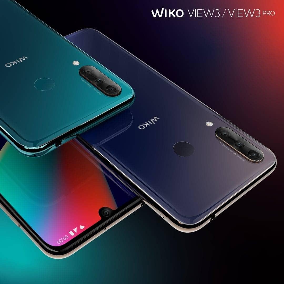 - เปิดตัว Wiko View3 Pro และ View3 ดีไซน์พรีเมียม มาพร้อมกล้องหลัง 3 ตัว