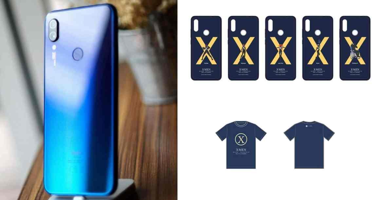 ซื้อ redmi note 7 วันนี้ รับฟรีของขวัญจากหนัง x-men: dark phoenix - ซื้อ Redmi Note 7 วันนี้ รับฟรีของขวัญจากหนัง X-Men: Dark Phoenix