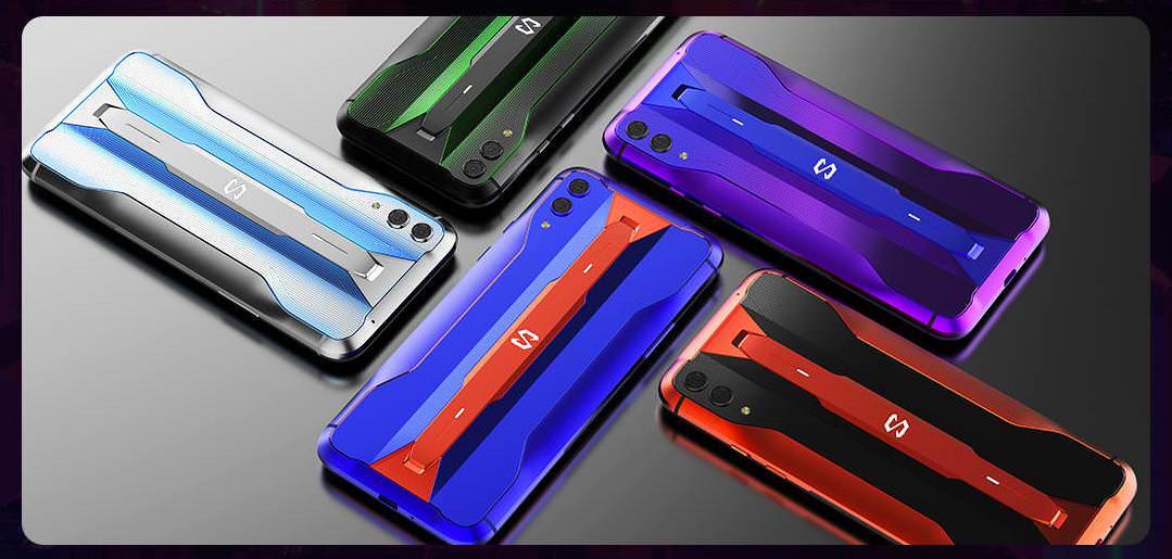 Xiaomi เปิดตัว Black Shark 2 Pro ใช้ SNAP855 Plus แรม 12 GB ราคาเริ่มต้นประมาณ 13,000.- 5