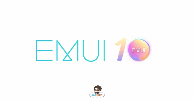 emui10 - HUAWEI เตรียมเปิดตัว EMUI10 วันที่ 9 ส.ค. นี้