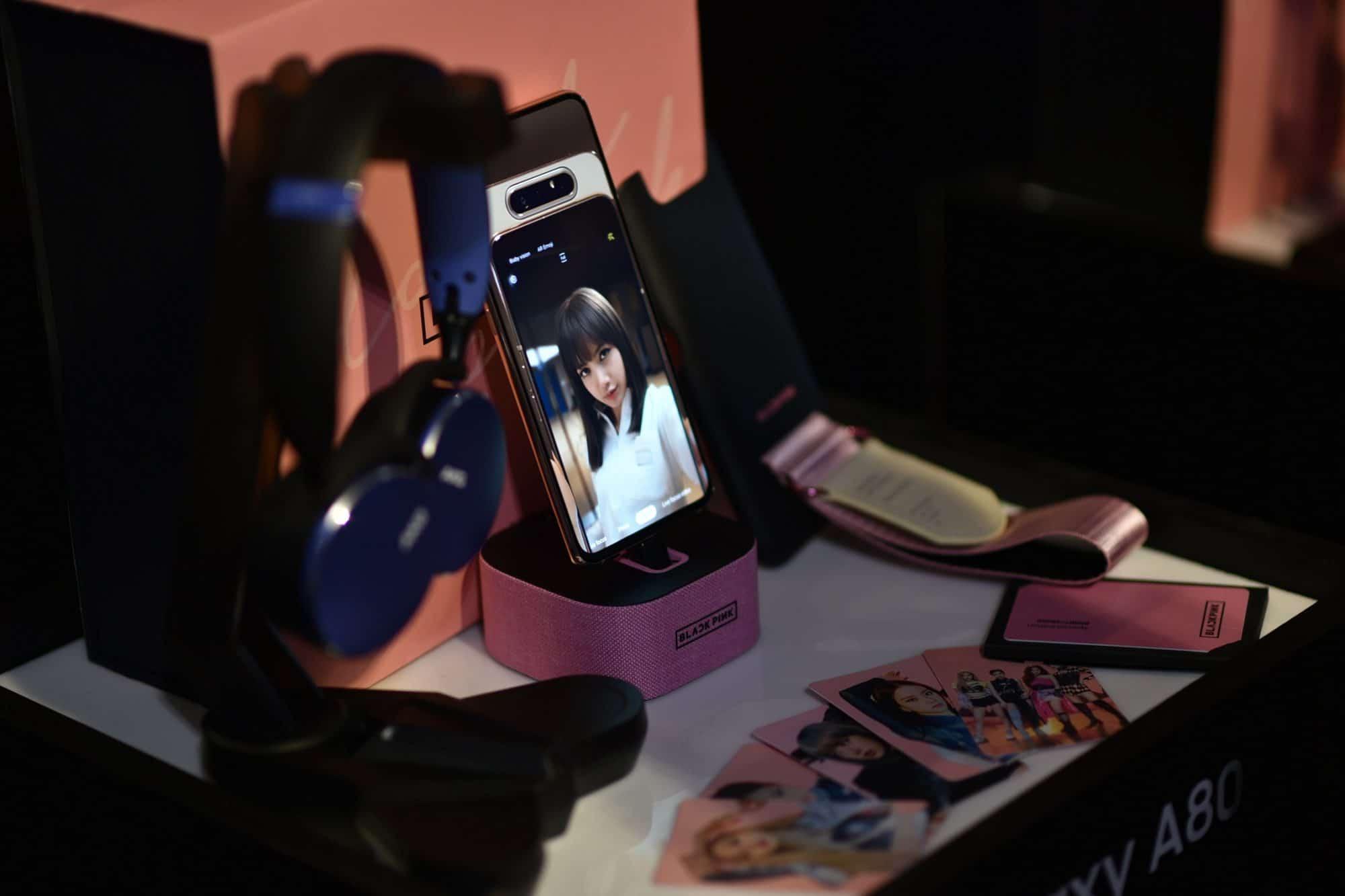 Samsung เปิดจอง Galaxy A80 กล้องหมุนในไทย ราคา 21,990.- พรีออเดอร์รับเซ็ต Blackpink สุดลิมิเต็ด 4