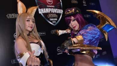 Dell จับมือ เมเจอร์ เปิดตัวการแข่งขัน Dell Gaming Championship League of Legends Thailand 2019 - Dell จับมือ เมเจอร์ เปิดตัวการแข่งขัน Dell Gaming Championship League of Legends Thailand 2019