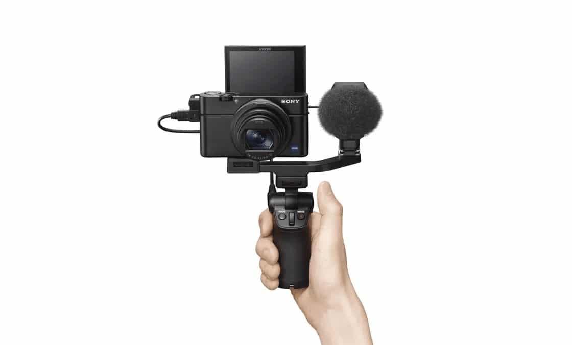 - น้องเล็กมีช่องไมค์ Sony เปิดตัว RX100 VII เซ็นเซอร์ใหม่ 20MP มี Eye-AF สำหรับวิดีโอ ราคา 38,990.-