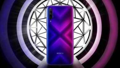 - เผยภาพ Honor 9X ฝาหลังตัว X สมชื่อ ใช้ Kirin 810 พื้นที่ 256 GB