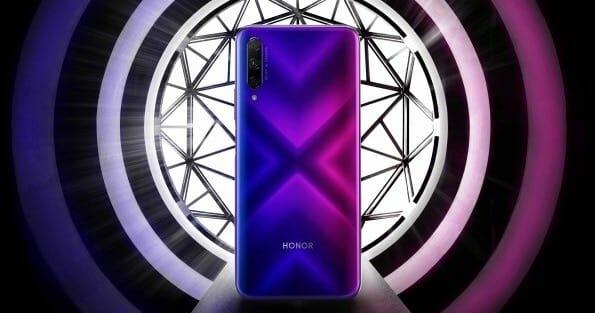 เผยภาพ Honor 9X ฝาหลังตัว X สมชื่อ ใช้ Kirin 810 พื้นที่ 256 GB - เผยภาพ Honor 9X ฝาหลังตัว X สมชื่อ ใช้ Kirin 810 พื้นที่ 256 GB