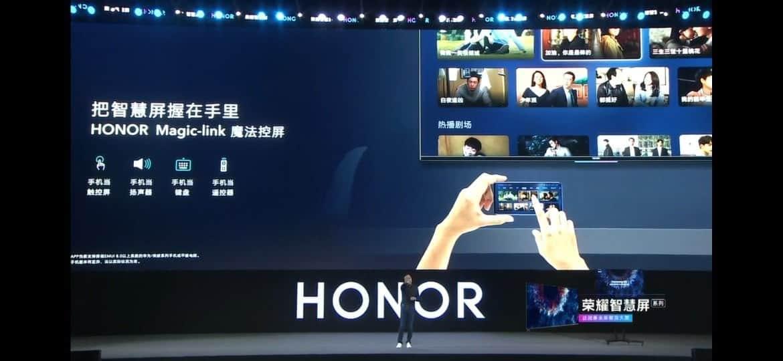 มาแล้ว! Honor Vision สมาร์ททีวีใช้ HarmonyOS มีกล้องป๊อปอัพ - มาแล้ว! Honor Vision สมาร์ททีวีใช้ HarmonyOS มีกล้องป๊อปอัพ