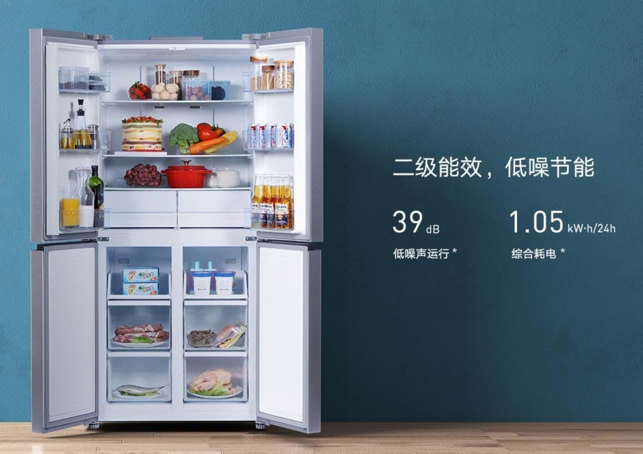 ทำทุกอย่างให้เธอแล้ว Xiaomi เปิดตัวตู้เย็นภายใต้แบรนด์ Mijia ในจีน 8