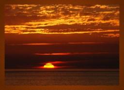 Natural Colous at Sunset