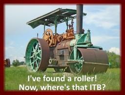 ITB Foam Roller