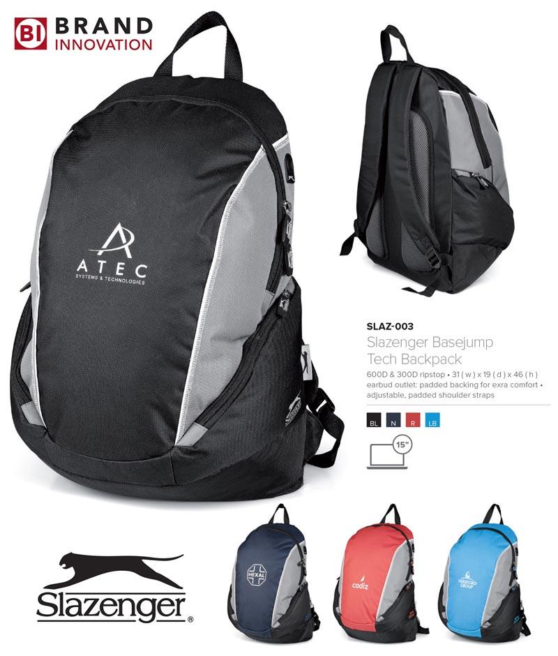 Slazenger Laptop Backpack