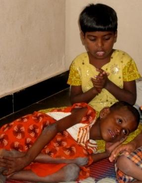 Swethia & Madhuri