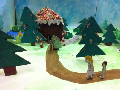 Fairy tales: Hansel and Gretel
