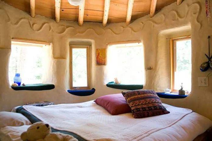 Глинена спалня