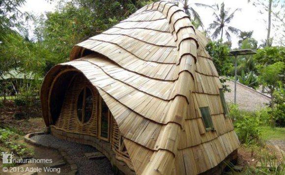 """Класна стая в """"Зеленото училище"""" в Бали"""