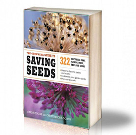 Book Cover: The Complete Guide to Saving Seeds