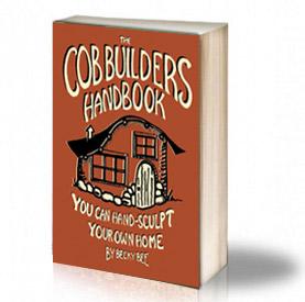 Book Cover: The cob builders handbook - Becky Bee