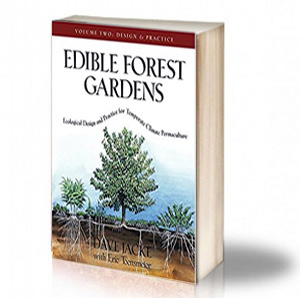 Book Cover: Edible forest gardens - Vol.2
