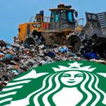 Всяка година Starbucks изхвърля на сметищата 4 милиарда нерециклиращи се  хартиени чаши