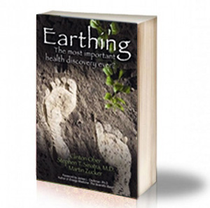 Book Cover: Earthing - the most important health discovery ever