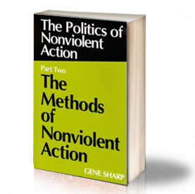 Book Cover: The Politics of Nonviolent Action - Gene Sharp