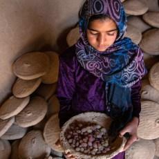 Древен афганистански метод запазва гроздето свежо през цялата зима