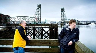 David & Gavin (Will MacDonald & Matthew Schofield)