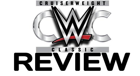 WWE Cruiserweight Classic Review – S01 E03
