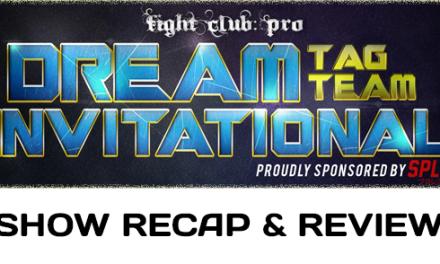 Fight Club: Pro – Dream Tag Team Invitational 2017 – Night Three (April 16, 2017)