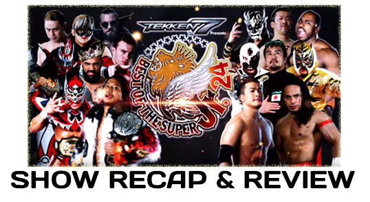 NJPW – Best of the Super Junior 24 – Night Two Review – May 18, 2017