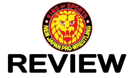 NJPW Road to Wrestling Dontaku – Day Five (April 27, 2017)