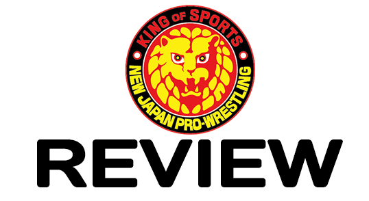 NJPW – The New Beginning in Osaka (February 11, 2017)