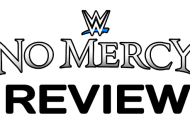 WWE No Mercy 2017 (September 24, 2017)