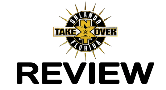 NXT Takeover: Orlando (April 1, 2017)