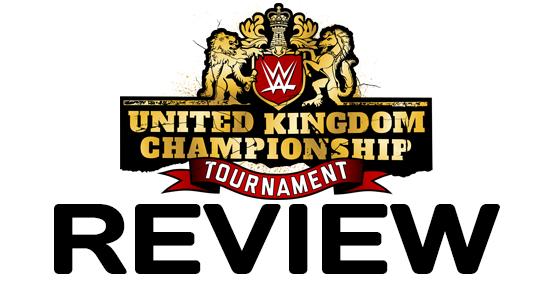 WWE United Kingdom Championship Tournament – Night One (January 14, 2017)