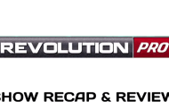 Revolution Pro Wrestling - Summer Sizzler 2016 - Live Thoughts