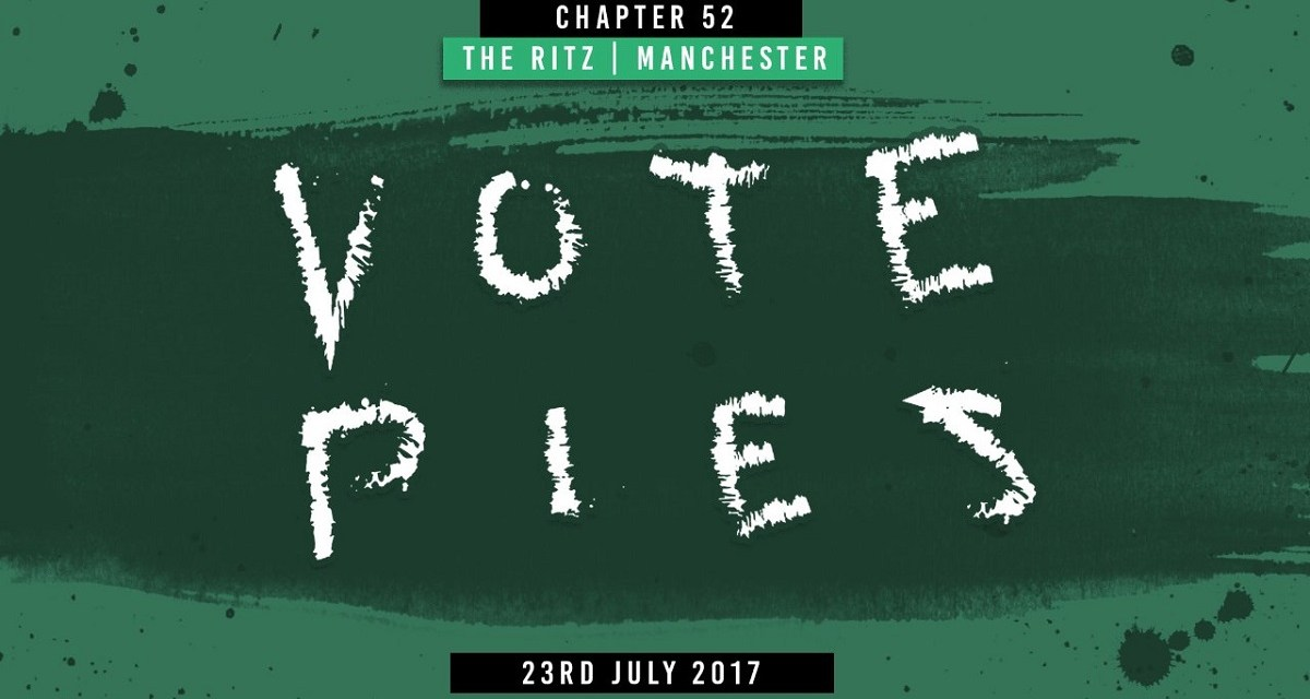 PROGRESS Chapter 52: Vote Pies (July 23, 2017)
