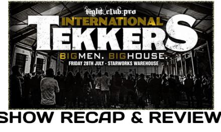 Fight Club: Pro – International Tekkers (July 28, 2017)