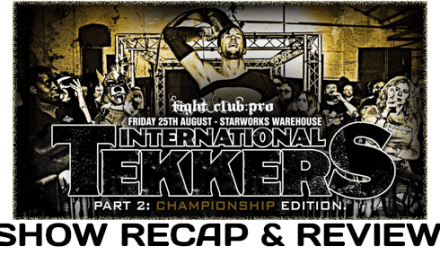 Fight Club: Pro – International Tekkers Part 2: Championship Edition (August 25, 2017)