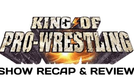 NJPW King of Pro Wrestling (October 9, 2017)