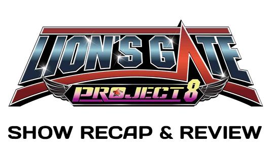 NJPW Lion's Gate Project 8 (October 12, 2017)