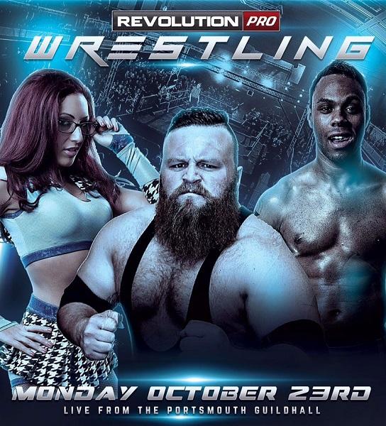 Revolution Pro Wrestling Monday Night Mayhem (October 23