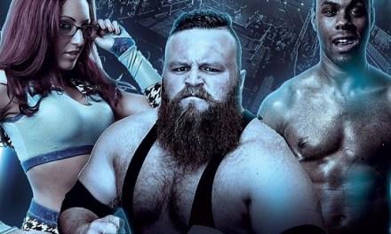 Revolution Pro Wrestling Monday Night Mayhem (October 23, 2017)