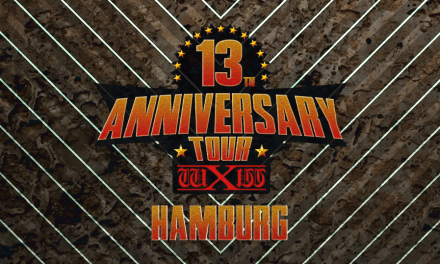 wXw 13th Anniversary Tour: Hamburg (November 16, 2013)