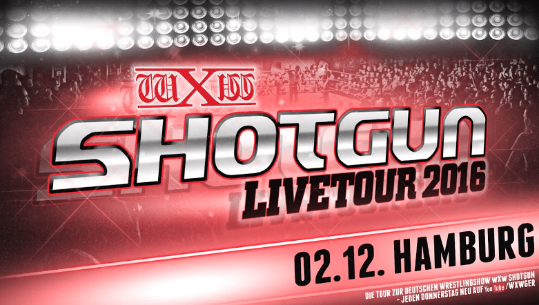 wXw Shotgun Live Tour: Hamburg – Mack vs. Junior II (December 2, 2016)