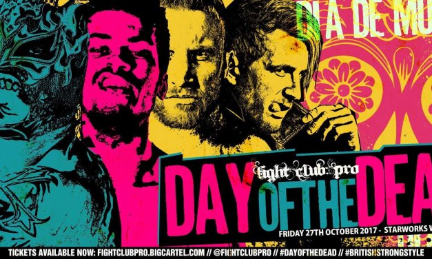 Fight Club: Pro – Day of the Dead (October 27, 2017)