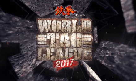 NJPW World Tag League 2017 – Night Three (November 20, 2017)