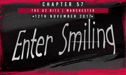 PROGRESS Chapter 57: Enter Smiling (November 12, 2017)